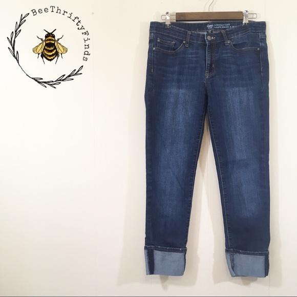 GAP Denim - ↓ Gap | Straight Cuff Jeans